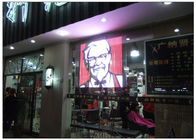 P10 / 12 Clear Transparent Glass Advertising LED Display for Shopping Mall Facade