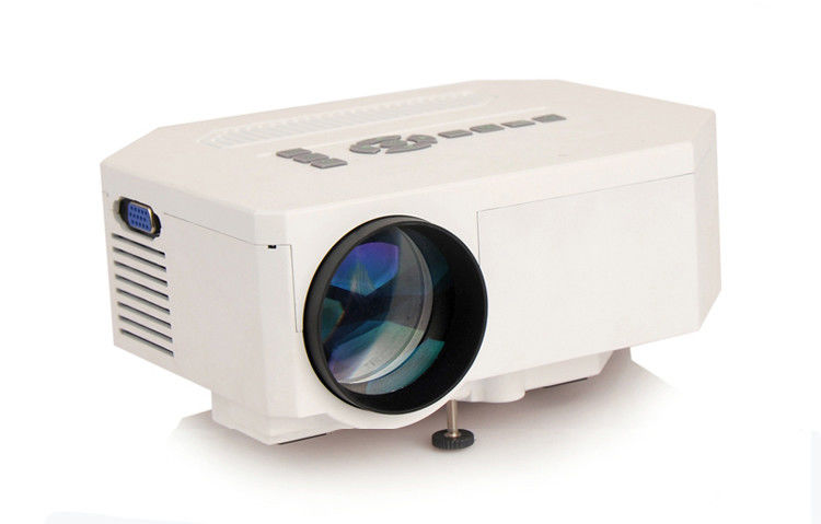 Holographic Digital Portable LED Projector LCD Imaging System 640*480 Video Projector